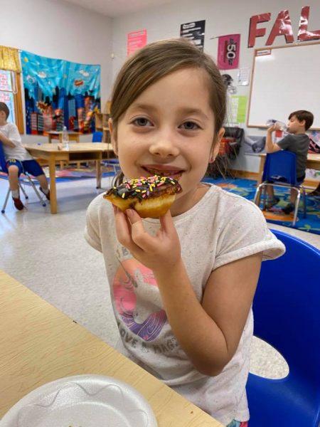 National Donut Day at Summer Camp in Alpharetta
