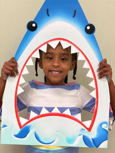 Fun with Sharks at Summer Camp 2