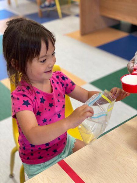 Making Ice Cream in STEM