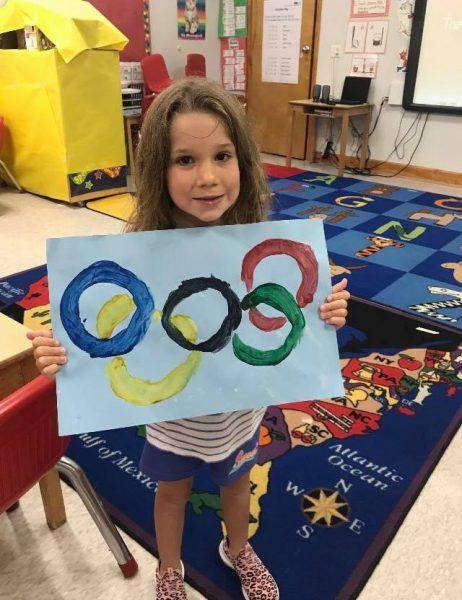 Olympics at Summer Camp