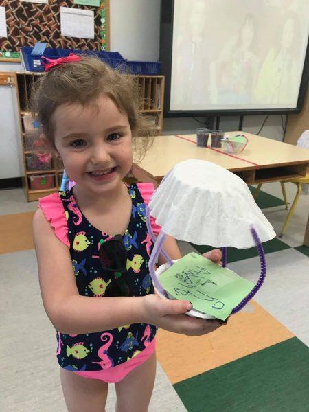 STEM Egg Drop Challenge at Summer Camp