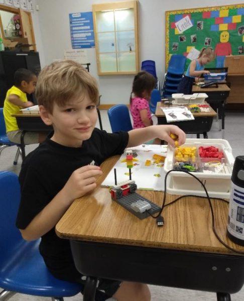 Summer Camp Robotics Specialty Camp