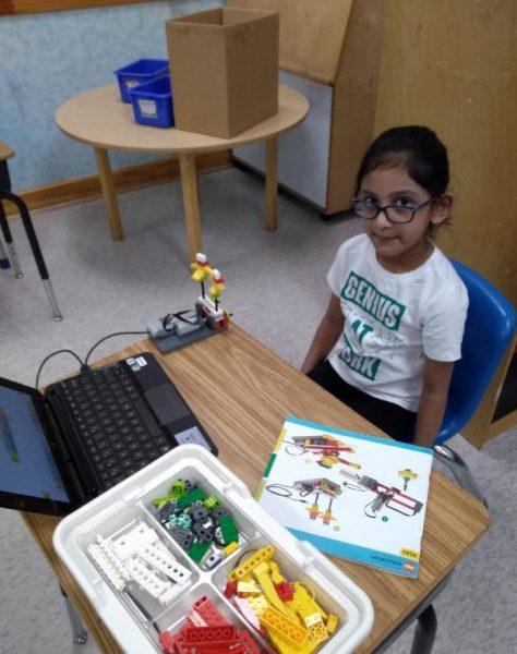 Summer Camp Robotics in Alpharetta