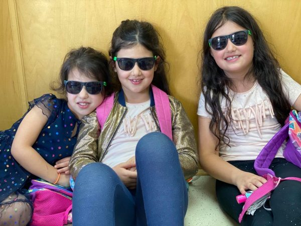 Sunglasses Day at McGinnis Woods Summer Camp