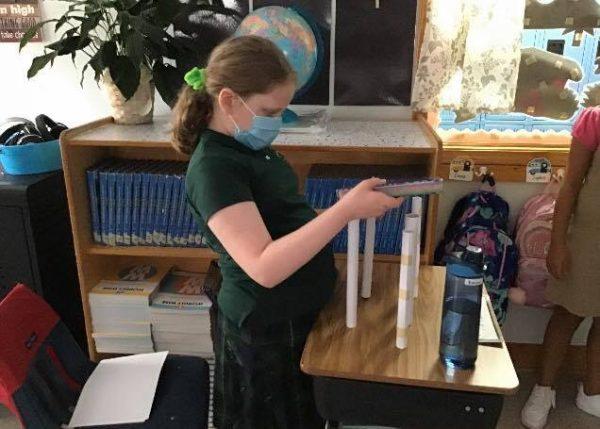 4th Grade STEM Challenge Johns Creek Private School