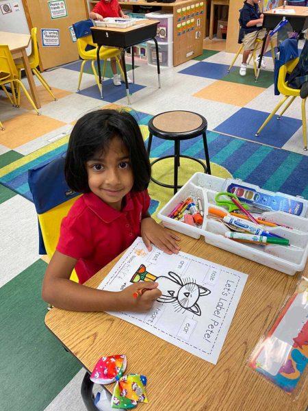 Pre-K-Student-Coloring-Art