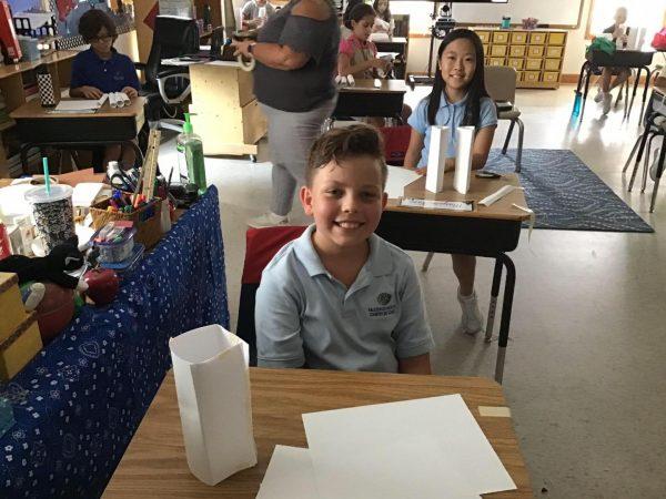Private School STEM Challenge -4th Grade