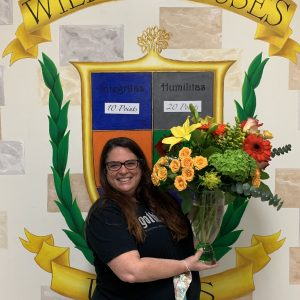 Ms. Nicole - 20 Year Anniversary Teaching at McGinnis Woods