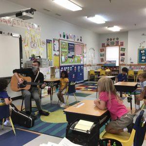 Elementary School Music Special Program