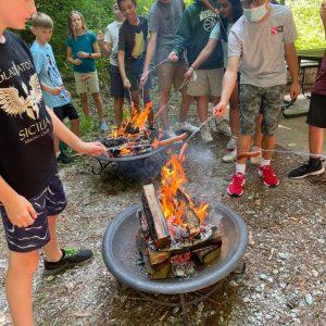 Middle School Campfire Activity